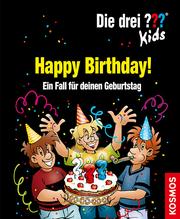 Die drei ??? Kids - Happy Birthday!