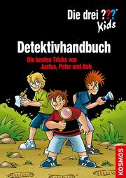 Die drei ??? Kids - Detektivhandbuch