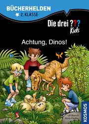 Die drei ??? Kids - Achtung, Dinos!