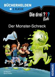 Die drei ??? Kids - Der Monster-Schreck