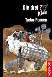 Die drei ??? Kids - Turbo-Rennen