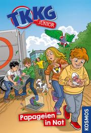 TKKG Junior - Papageien in Not