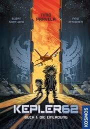 Kepler62 - Buch 1: Die Einladung