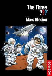 The Three ???, Mars Mission (drei Fragezeichen)