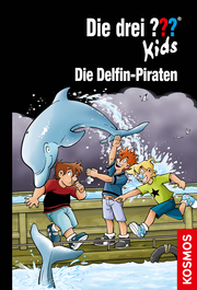 Die drei ??? Kids - Die Delfin-Piraten