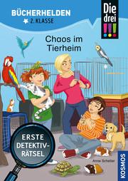 Die drei !!! - Chaos im Tierheim