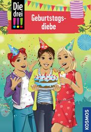 Die drei !!! - Geburtstagsdiebe