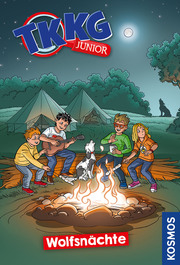 TKKG Junior - Wolfsnächte