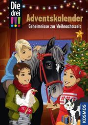 Die drei !!! - Geheimnisse zur Weihnachtszeit