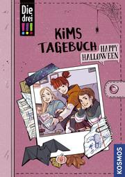 Die drei !!!, Kims Tagebuch, Happy Halloween - Cover