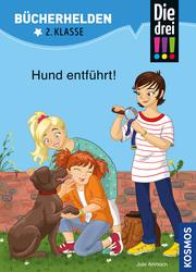 Die drei !!!, Bücherhelden 2. Klasse, Hund entführt!