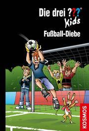 Die drei ??? Kids, 83, Fußball-Diebe (drei Fragezeichen Kids) - Cover