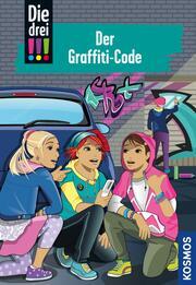 Die drei !!!, 64, Der Graffiti-Code (drei Ausrufezeichen)