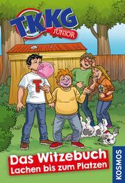 TKKG Junior, Das Witzebuch