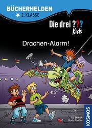 Die drei ??? Kids, Bücherhelden 2. Klasse, Drachen-Alarm! (drei Fragezeichen Kids)