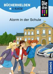 Die drei !!!, Bücherhelden 2. Klasse, Alarm in der Schule (drei Ausrufezeichen)
