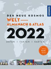 Der neue Kosmos Welt-Almanach & Atlas 2022