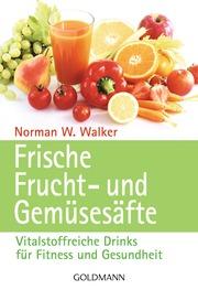 Frische Frucht- und Gemüse-Säfte