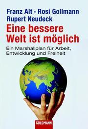 Eine bessere Welt ist möglich - Cover