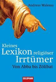 Kleines Lexikon religiöser Irrtümer