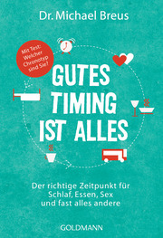 Gutes Timing ist alles