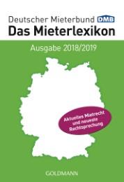 Das Mieterlexikon - Ausgabe 2018/2019
