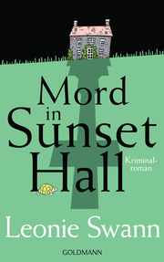 Mord in Sunset Hall - Cover