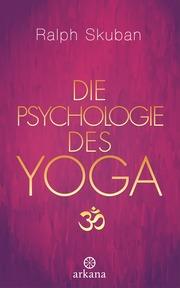Die Psychologie des Yoga - Cover