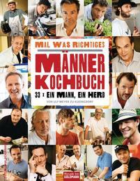Männer-Kochbuch - Mal was Richtiges