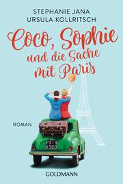 Coco, Sophie und die Sache mit Paris - Cover