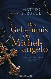 Das Geheimnis des Michelangelo - Cover