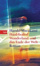 Hard-boiled Wonderland und das Ende der Welt - Cover