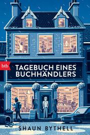 Tagebuch eines Buchhändlers - Cover