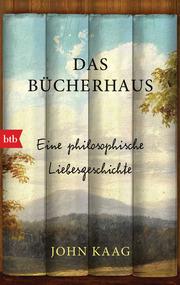 Das Bücherhaus - Cover