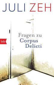 Fragen zu 'Corpus Delicti'