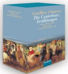Die Canterbury-Erzählungen - Cover