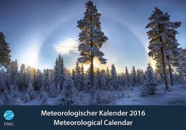 Meteorologischer Kalender 2016