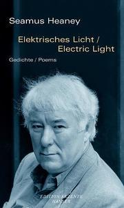 Elektrisches Licht/Electric Light