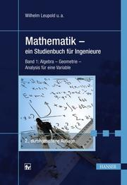 Mathematik 1 ein Studienbuch für Ingenieure