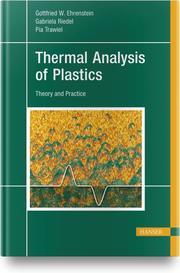 Thermal Analysis of Plastics