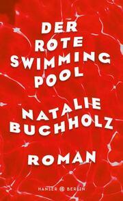 Der rote Swimmingpool - Cover