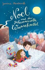Noel und der geheimnisvolle Wunschzettel - Cover