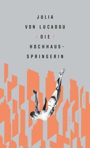 Die Hochhausspringerin - Cover