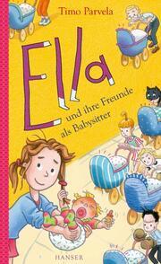 Ella und ihre Freunde als Babysitter - Cover