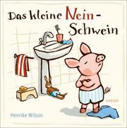 Das kleine Nein-Schwein - Cover