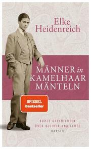 Männer in Kamelhaarmänteln - Cover