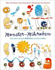 Monster-Mikroben - Cover