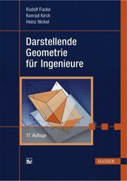 Darstellende Geometrie für Ingenieure - Cover