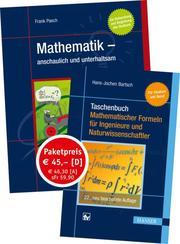 Starterpaket: Mathematik - anschaulich und unterhaltsam/Taschenbuch Mathematischer Formeln für Ingenieure und Naturwissenschaftler
