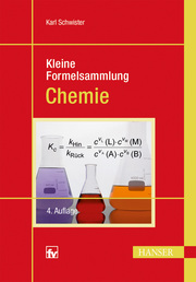 Kleine Formelsammlung Chemie